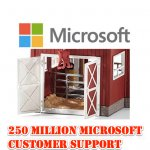 250 Million Microsoft Customer Support Records Exposed