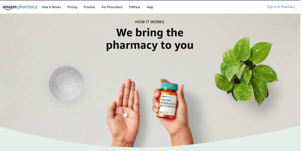 About the New Amazon Pharmacy