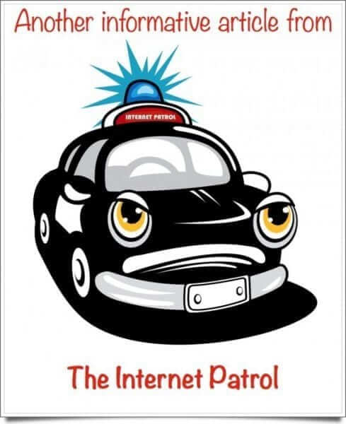 the internet patrol article image