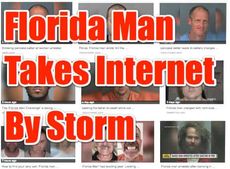 What is Why Florida Man Challenge