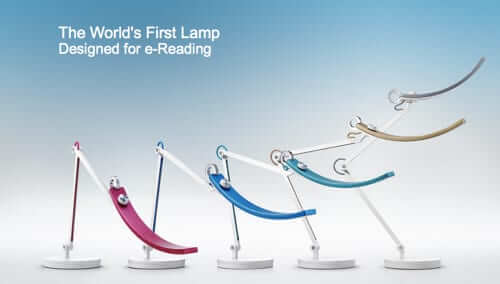 WiT ereading lamp