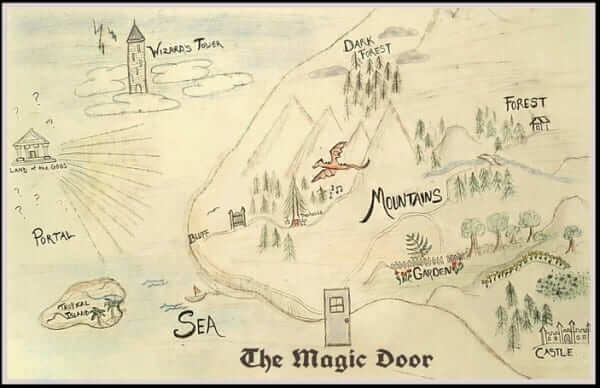 amazon echo alexa the magic door adventure