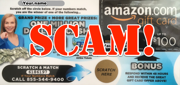 amazon scratch and match gift card scam-1