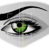 Biometrics such as the retinal scan is one of the ulti-factor authentication methods