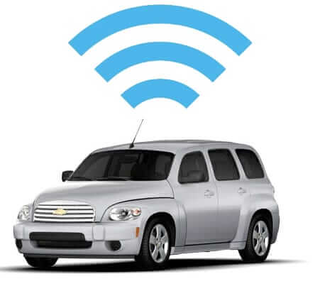 chevrolet chevy car wifi wireless