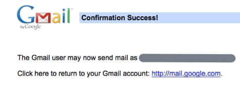 confirm new send as email address gmail