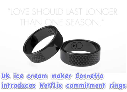 cornetto netflix purity commitment rings