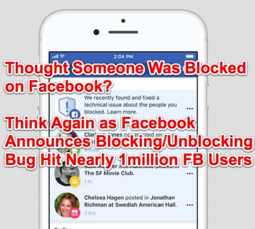 facebook blocked unblocked blocking unblocking bug virus featured image