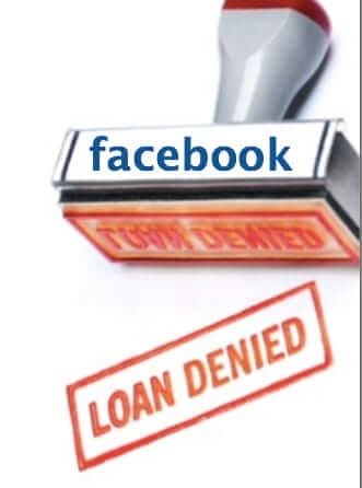 facebook loan credit scores friends