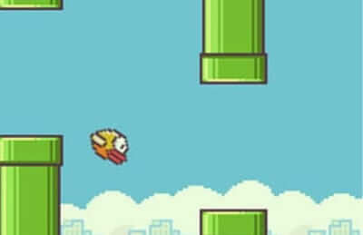 flappy bird pipes