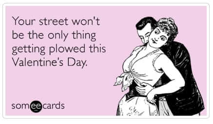 funny online valentine from someecards