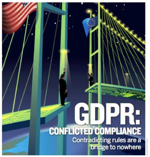 gdpr conflicted compliance cover