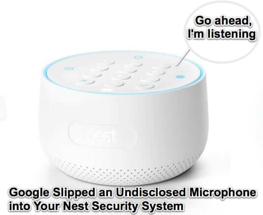google nest microphone-1