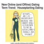New Online (and Offline) Dating Term Trend: Houseplanting Dating