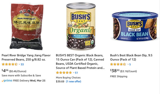 how to remove amazon fresh and whole foods market from amazon search results