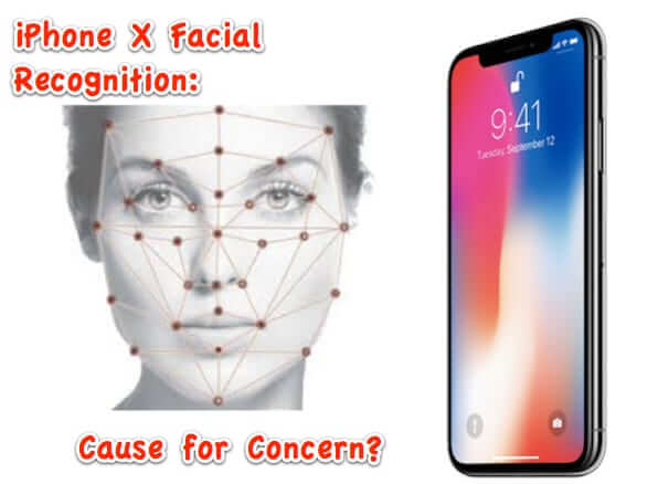 iphone 10 x facial recognition