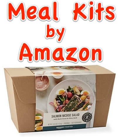 meal kits by amazon