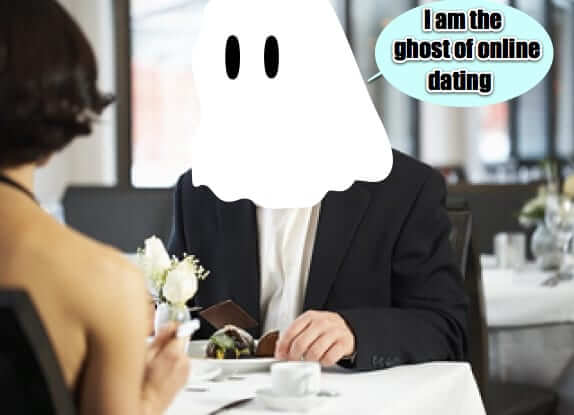online dating ghosting ghosted