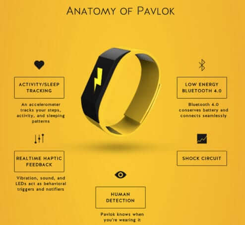 pavlok pavlov shocker
