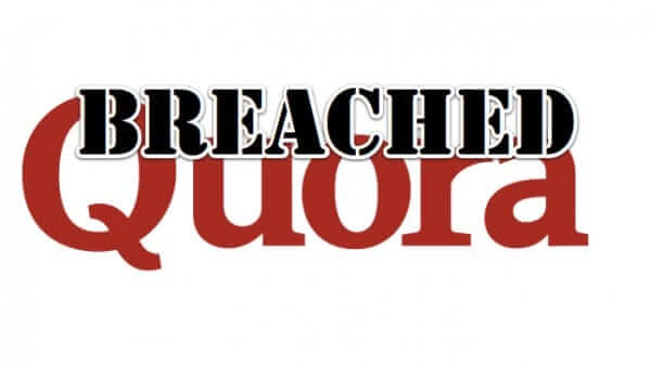 Quora Announces First Major Data Breach of December