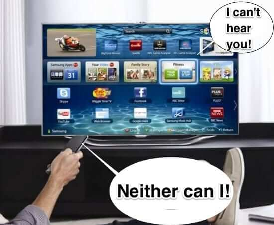 samsung smart television tv privacy