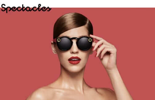 snapchat spectacles video camera sunglasses