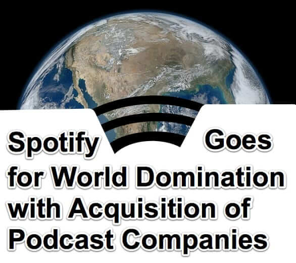 spotify podcast gimlet ancher anchor acquisition