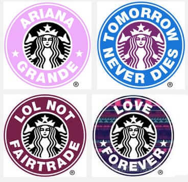 starbucks logo maker