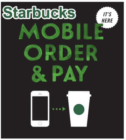 starbucks mobile order and pay review