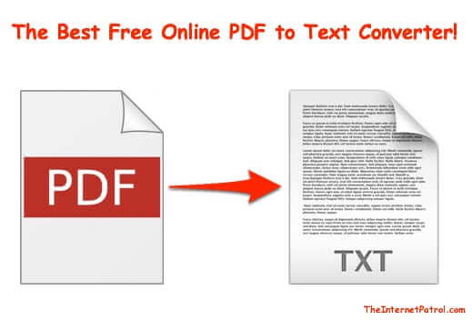 the best free online pdf to text converter