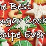 The Best Christmas Sugar Cookies Recipe on the Internet