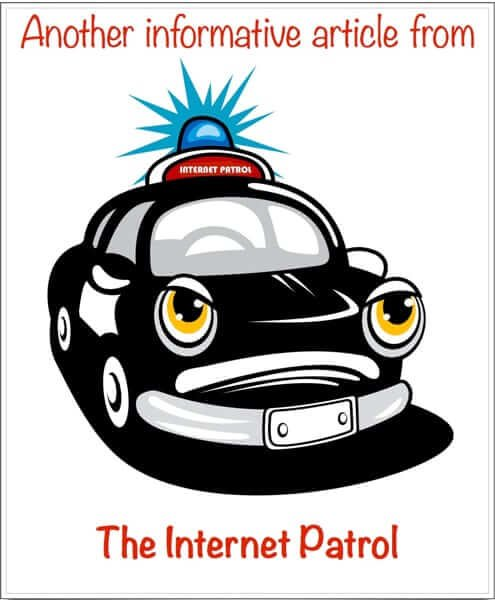 The Internet Patrol default featured image