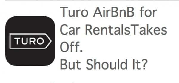 turo airbnb for car rentals