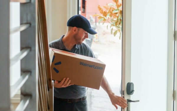 walmart goes in your house delivery