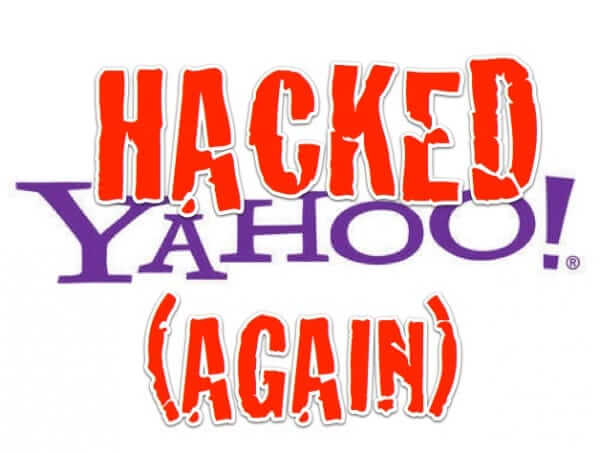 yahoo hacked again 2016