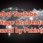 Pakistan Accidentally Triggers YouTube Outage Around the World